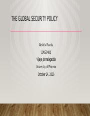 The Global Security Policy.pptx