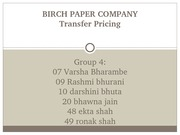 Birch Paper Case_Group 4_MCS
