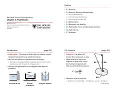 Chapter 2 - Fluid Statics.pdf