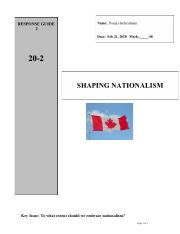 Pooja Harikrishnan - LG 02 Shaping Nationalism.doc.pdf