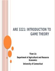 ARE Lec IV [Game Theory].pptx