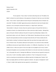 Grisafi, Essay 2