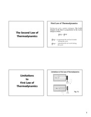 thermodynamics_Second law 2011 for upload