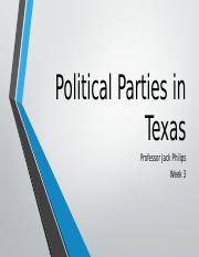 3) Politcal Parties Part 1 PP.pptx