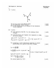physics b 1995 response scoring guidelines