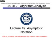 Lecture02-asymptotic