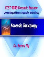 CCST-9030-Forensic_toxicology-Oct-28-2015 Student