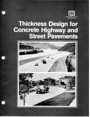 Thickness Design for Concrete Highway and Street Pavements by Robert G. Packard.PDF
