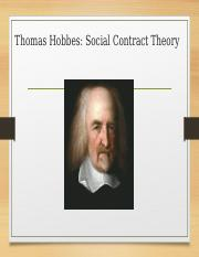 Part II summary of Hobbes and Ross.ppt
