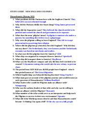 Payton_Sandlin_-_Template_STUDY_GUIDE_-_NEW_ENGLAND_COLONIES