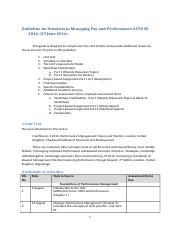 Guidance Material for Students in Managing Pay and Performance 6370.doc