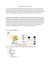 The spherical sunlight Generator.docx