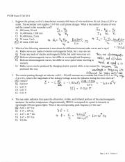 PY208-Exam3-F2014-Solution