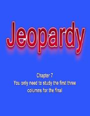 chapter 7 jeopardy.ppt