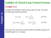KING FAHD UNIVERSITY CHEMICAL ENGINEERING COURSE NOTES (Process Control)-Lec29