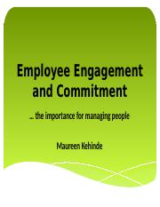 Lecture 4 Employee engagement and committment.pptx