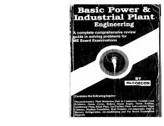basic power and industrial plant engineering (Alcorcon).pdf