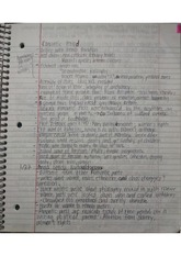 ENGL 2319 Complete Notes