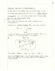 Lecture Notes 5InverseProblems