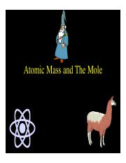 Relative Mass and The Mole.pdf