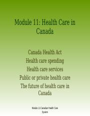 M12 Canadian health care system.pptx