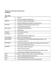 MesoAmerica and Exploration Unit Review Sheet ANSWER KEY.doc