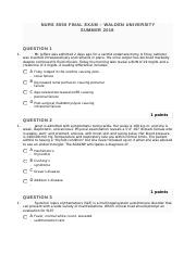 NURS 6550 Final Exam Study guide.docx