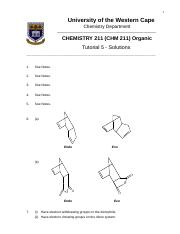 CHM211TUT5 SOLUTIONS.doc