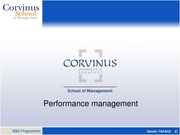 6HRM Performance mgmt_ MBA 2014