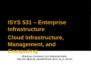Cloud Computing Slides