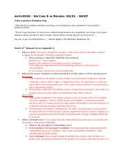 MKTG 3310 Section 5 Study Guide-2.docx