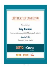 CertificateOfCompletion_111_CraigBeberman-2
