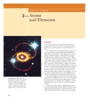 Chem 101 Chapter 2- Atoms and Elements