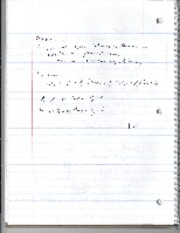 notes lecture 13 and Midterm1 practice