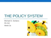 PA_210_Week_02_a_ThePolicySystem_MemoWriting_Fall_2015_STUDENT