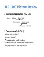 ACC 1100 W2016 Midterm Examination Review.pptx