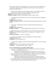 ucwr college pressure essay stokes chelsie stokes college  2 pages ucwr pronoun extra credit