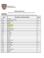AAS Physical Activity Log (1)