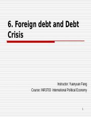 6 Foreign debt and financial crisis-BB(1)