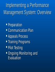 Ch7Implementing_a_Performance_Management_System.ppt