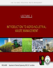 1 Introduction to Agro-industrial Waste Management.pdf