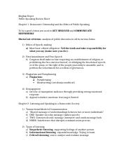 COLLEGE public speaking review sheet exam 1.docx
