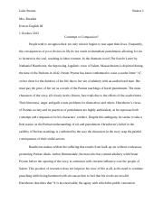 The Scarlet Letter Essay.docx