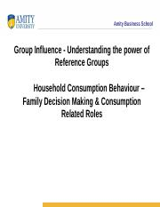 Group influence.ppt