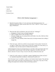 POLS 2302 Weekly Assignment 1 (1).docx