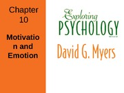 students.motivation and emotion fall 2013