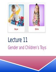 OUTLINE+Lecture+11_Gender+and+Children_s+Toys EDITED .pptx