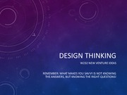 Lecture+5+Design+Thinking