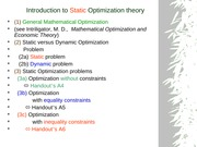 2013micro(1.5)intorduction to optimization theory