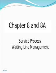 Ch08.1-+Service+Process+and+Waiting+Lines